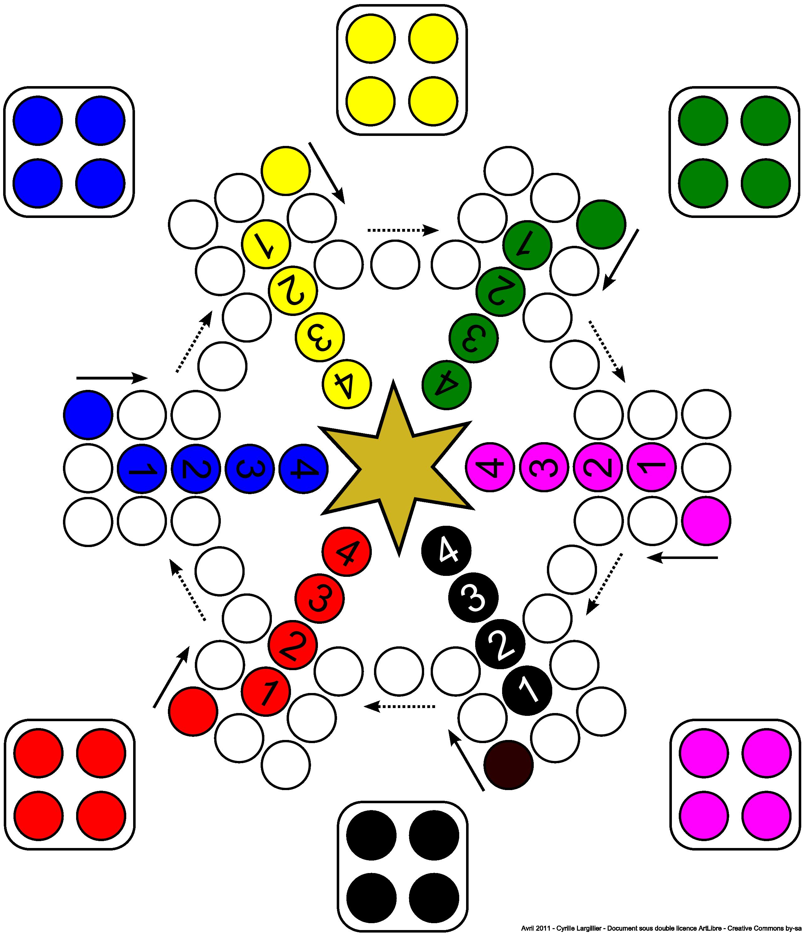 Célèbre Jeux – Cyrille Largillier VI95